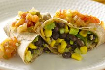 Meatless meals / by Sheri Johnson-Sapone