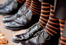 Halloween Weddings / Halloween Wedding Ideas That are Classy, Not Creepy!