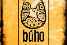 Búhos / Logos búho