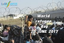 World refugee day 2017