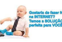 Porque ter um site ? / Hoje com o crescimento da internet e número de usuários no Brasil que só aumenta  todos os dias, as empresas que não estiverem na internet, correm o risco de perderem grandes negócios.