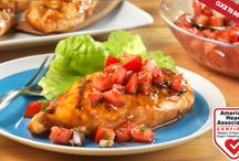 Cha Cha Chicken / Chicken recipes! Any style, any kind!