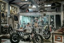 Gas & Cafe Shop