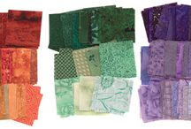 Color and Value / How to choose the best fabrics for your quilts / by Becky Biddle's Modern Quilting
