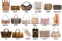 My lovely bags