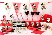 Anniversaire Mickey / Anniversaire Mickey Mickey Birthday party