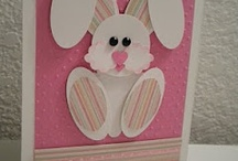cards easter / by Susan Wolfe