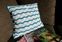 Crochet Cushions / Crochet Cushions made with various designs using lovely yarns