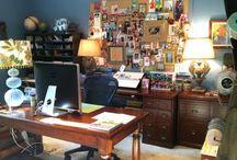 office-craft space / by Sandi Davis