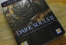 Dark Souls 2 Black Armour Edition - Pictures & OST