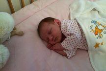 Mijn kleindochtertje Fay