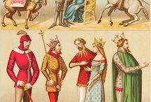 Middle Ages / Inspiration for sketches