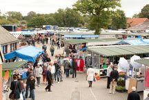 Weerselose Markt / Elke zaterdag van 8.30 tot 14.00 uur een marktgebeuren van meer dan 20.000m2 (3000m2 grote verwarmde hal).  Duizenden bezoekers, honderden kramen binnen en buiten.  Voor iedereen is er plaats om overtollige nieuwe, gebruikte en antieke goederen te kopen/verkopen.  Extra marktdagen: 2e Paasdag, Koninginnedag, Hemelvaartsdag, 2e Pinksterdag en 2e Kerstdag: Open van 8.00 tot 17.00 uur.