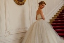 Wedding dresses for a princess wedding / Wedding dresses so magical that you can't stop looking