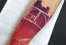 Inspirace tetovaní