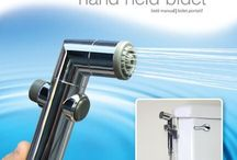 Hand Held Bidets / This board features the hand held bidet attachments that we offer on Moderndaybidet.com