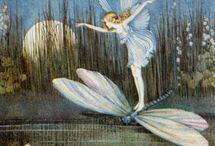 Ida Outhwaite faeries