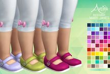 the Sims 4 bebe