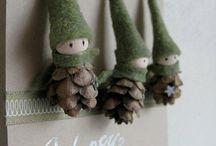 Crafty Christmas Decorations