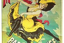 Ретро плакаты