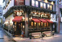 Sherlock Holmes Pub, Tokyo