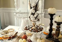 HOLIDAYS | Thanksgiving / Ideas for Thanksgiving weddings and events. #wedding #love #events #celebrate #wdm #ames #iowa #centraliowa #thanksgiving  Telephone:  515.268.9333  Website: www.celebrationsames.com