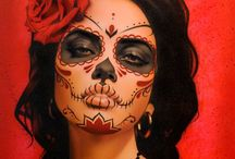 Day of the dead girl / by Zone Out