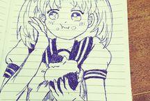 My draws