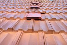 Roofing solutions / Roof Tile and colourbond ventilators for exhaust fans