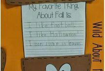 School Fall Activities / by Marlin N Ashley-Balls