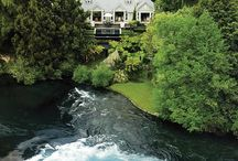 Family Time at Huka Lodge