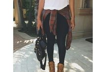 Timberland outfits / by Jackie Lorenz