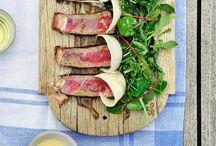 Vlees van de plank .........