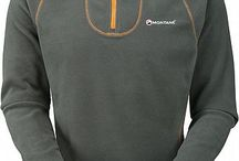 Men's Fleeces / Expedition and Outdoor Clothing