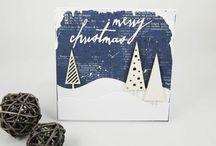 Kartki na święta / Christmas cards