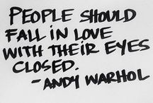 Andy Warhol Quotes / Andy Warhol is the most quoted American Artist of all time. This board is dedicated to the King of Pop Art and his famous and maybe not so famous quotes.   #Andywarhol #quotes