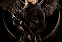 The Hunger Games Series - Cressida
