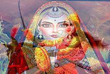 Beautiful Princesses Of Royal India