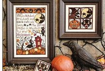 Cross Stitch Halloween / by Leslie Young