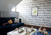 Bedrooms for boys / by Mosy Gutierrez