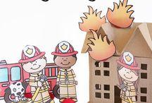 Occupation - Fireman