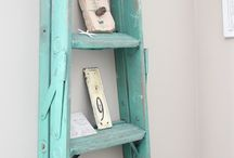 Color Crush: Turquoise / by Shelly@The Domestic Heart Blog