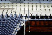 Knitting maskine