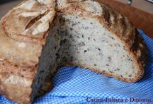 pane ricette / by Caterina Pucci