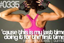 Fitness- Motivation