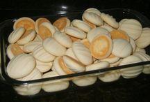 Biscoitos / sem lactose e com amido de milho