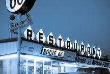 Remembering when... / Susie is making me nostalgic with all her route 66 pics! / by Jane Matthews