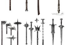Weapons / Ancient