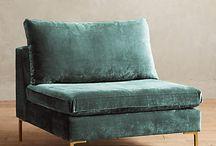 Soffa / fåtölj / stol