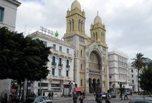 Tunis and Carthage, Tunisia / Photos taken by David Stanley on a visit to Tunis and Carthage, Tunisia.